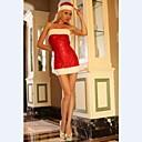 navidad señora traje de las mujeres de rendimiento