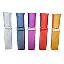 6ml color puro frascos de perfume de metal herramienta de maquillaje de diseño