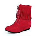Loubo Womens All Match Tassel Boots