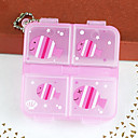 caja de billetes de plástico lindo mini (1 unidad)