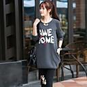 CKJ™Womens Plus Size Print Fashion Slim Dresses (More Colors)