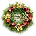 decoración de navidad guirnalda regalo (color al azar)