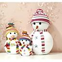 13cm muñeco de nieve de Navidad (color al azar)