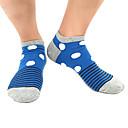 2 pares de calcetines de algodón de patrón