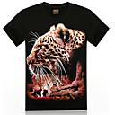kamp;de los hombres r 12d impresa camiseta informal