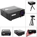 Geekwire LP-6B Portable FHD 1080P LED Projector w/ HDMI, VAG, USB 2.0, AV, SD