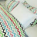 fadfay @ erwachsener fashion Chevron Bettwäsche Set Zickzack Bett in einem schlechten Designer Bettwäsche-Sets Königin