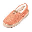 los zapatos de las mujeres de solaz planas zapatos zapatillas de lino talón más colores disponibles