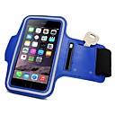 la manga del brazo móvil deportes al aire libre de alta calidad para el iphone 6