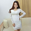 Womens Fashion Elegant Sexy Lace Dresses(More Colors)