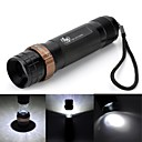 Pange Multifunction Cree T6 700LM 3-Modes Rotate Zoomable Cool White LED Flashlight (1 x 18650)