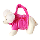 Poodog Design Plush Toys Soft Hand Bag(Random Color)