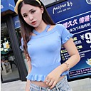 Womens Off The Shoulder Shortsleeve Sweaters (More Colors)