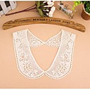 Womens Soluble Lace Hollow Cotton Crochet Collar