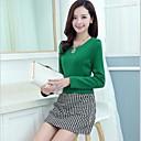 Womens Knitwear A Line Mini  Dress (More Colors)