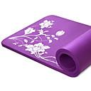 15mm NBR sólido de color estera de gimnasio de yoga