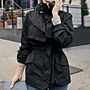 2014 la venta caliente de la capa ocasional rompevientos mujeres de Xinfu ™ mujeres mujeres de gran tamaño de la capa outwear
