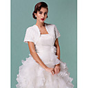 Wedding Wraps Short Sleeve Tulle Wedding/Special Occasion Wraps