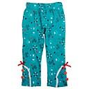 Girls Long Trousers Sports Pants Cartoon Character Printed Casual Kids Pants