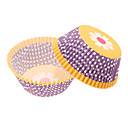 Daisy Cupcake Wrappers-Set of 50