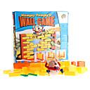 diversión de la familia juego juguete bloque de pared de Humpty Dumpty (44bricks)