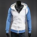 abrigos de moda sudadera con capucha de los hombres del reino
