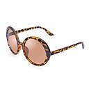 100% UV400 clásicos pc ronda gafas de sol