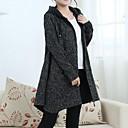 2014 Hitz punto código grande coreano chaqueta de punto suéter flojo de las mujeres