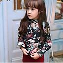 Girls Fashion  Flower  Dresses  Lovely Princess Winter  Dresses