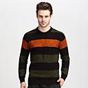 de manga larga jersey de lana tejidos de punto