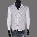 camisa de manga larga de la moda Luoyi