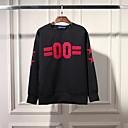 abstracta de la moda de los hombres diseña suéter