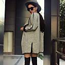 OUSHANGNAI™ Womens Fashion Long Coat