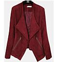 nueva chaqueta de la capa de Kyl mujeres europeo todo avenido chaqueta delgada