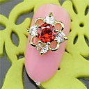 10PCS SH413 Special Design Rhinestone 3D Alloy nail art DIY Nail beauty Nail Decoration Nail Salon Nail