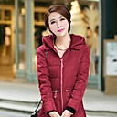 JIANSE female Leisure collars zipper with thick coat s30