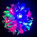 Set of 3 60LED Christmas Decorative Holiday Lights (AV220V)