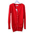 YDW Women's Fashion Knit Cardigan Long Coat 7406