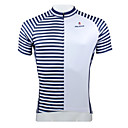 PALADINSPORT  Mens Short Sleeve Cycling Clothes(Upper)