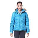 chaqueta de esquí de las mujeres abajo valianly impermeable al aire libre sin publicidad 2192
