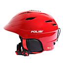 casco de esquí abs Polisi luz especializada de las mujeres