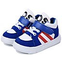 Childrens Shoes Comfort Round Toe Flat Heel Fashion Sneakers with Magic Tape More Colors available