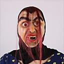 el terror de goma suministro juguetes truco broma máscara del partido