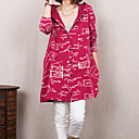 Angel Girl Women's Fashion Single Breast Cotton Coat