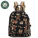 bolsas Daka Bear escolares los niños mochilas de los niños lindo oso de dibujos animados de Daypack bolsas chicas de lona