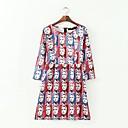 SHANGFEI™ Womens Fashion Printing Dresses