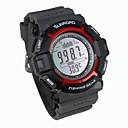 digitales todo en uno 3ATM impermeable reloj barómetro de pesca termómetro altímetro multifunción