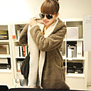Loria Womens Hoodie Loose Fit Korean Style Overcoat