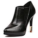 moda elegante botas de tacón de aguja de las mujeres de hadas rojos