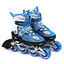 juf rodillo niños ciclismo intermitente patines colores surtidos